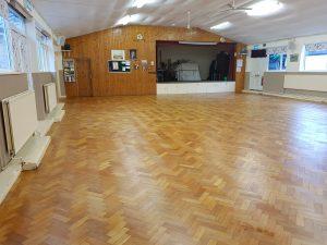 Commercial floor1