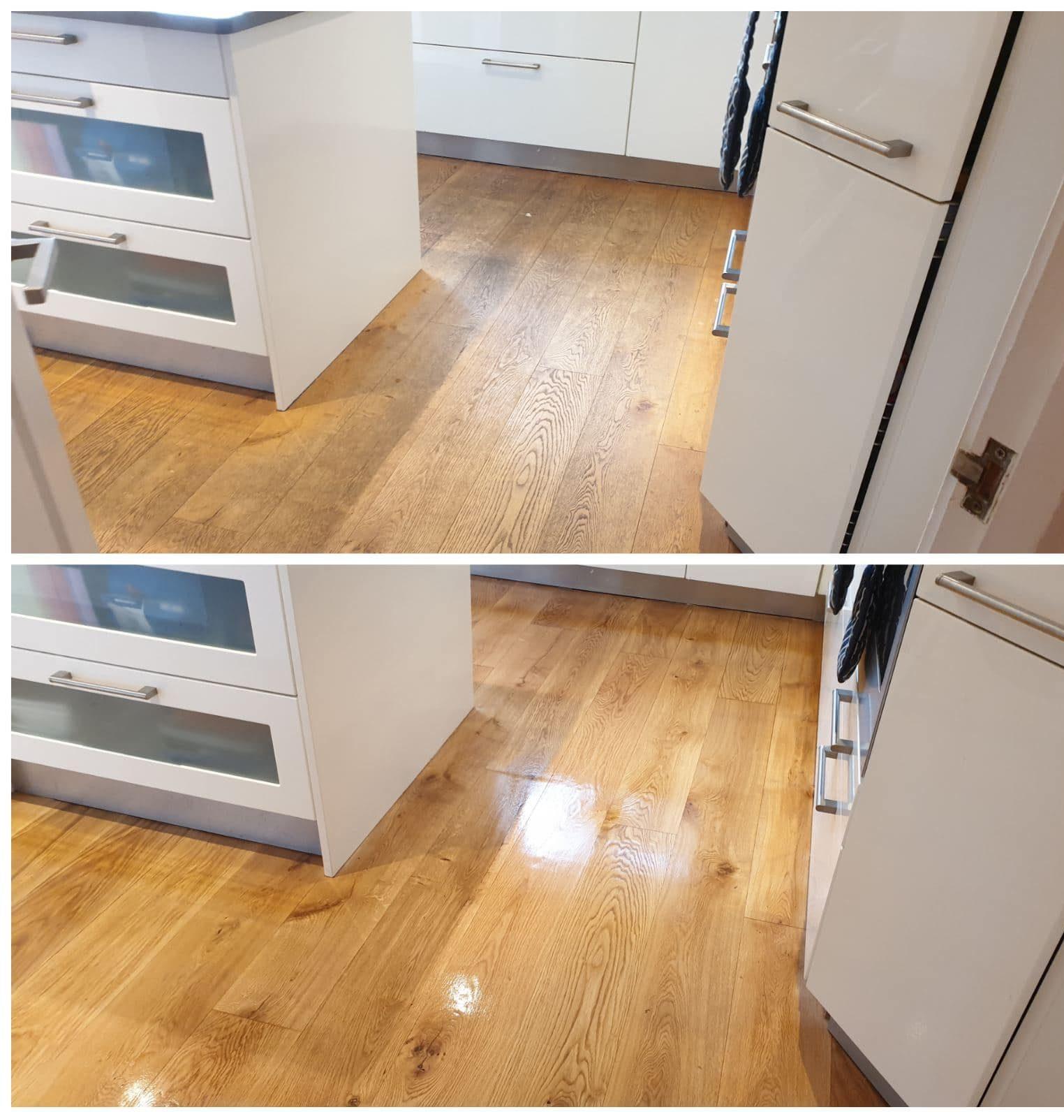 Floor service Guarantee